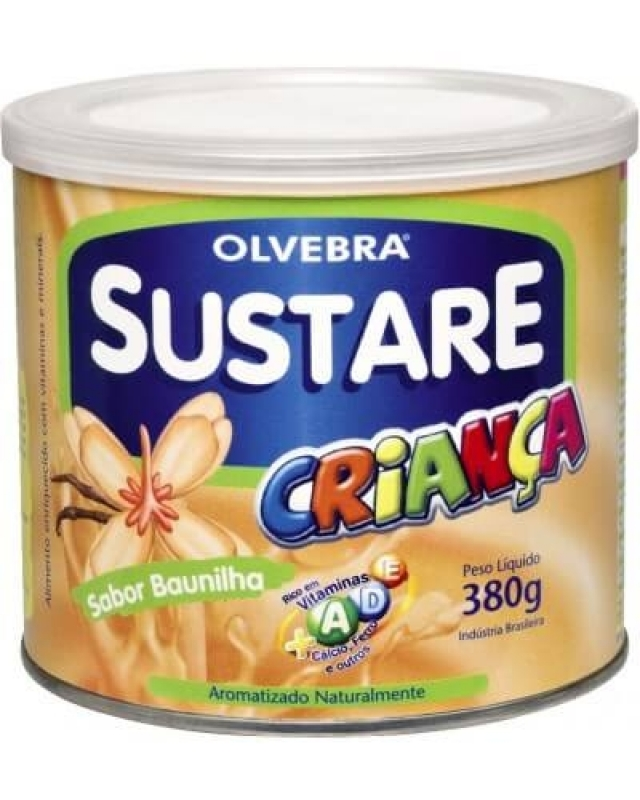 Sustare Kids Chocolate 380g