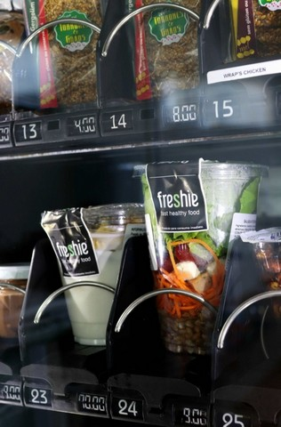 Vending Machine de Comida Light