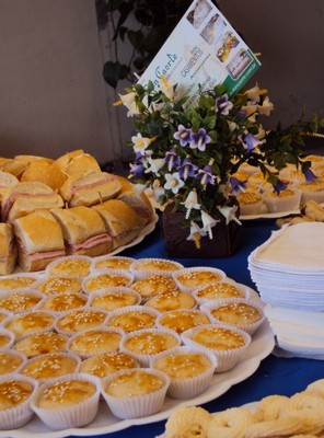 Buffet Especializado em Coffee Break