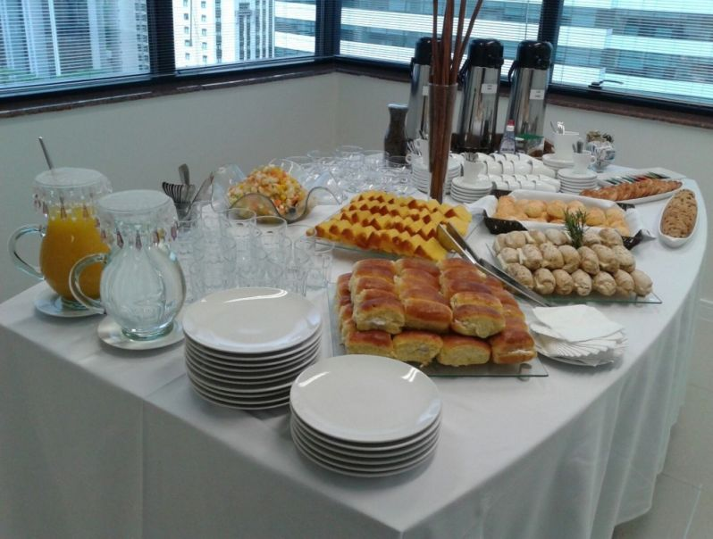 Empresa de Coffee Break em Barueri