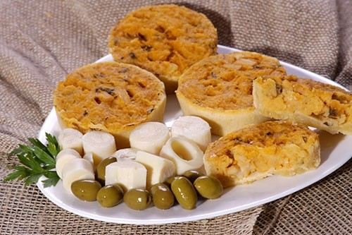 Venda de Quiches Congelados